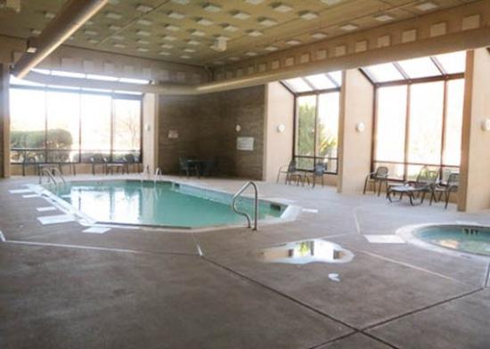 Comfort Inn & Suites: pool