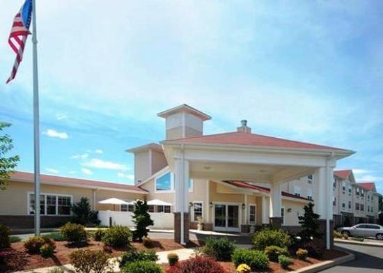 Econo Lodge Hadley: Exterior