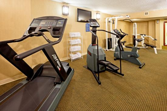 Holiday Inn Riverwalk: Fitness Center
