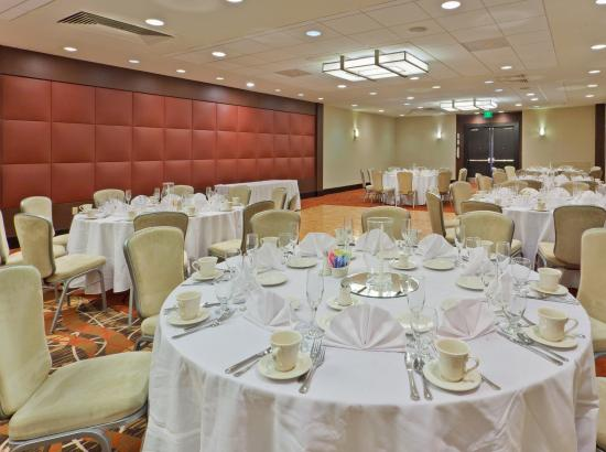 DoubleTree by Hilton Hotel Baltimore - BWI Airport: Ballroom