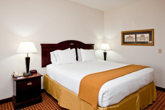 Clanton, Αλαμπάμα: Guest Room