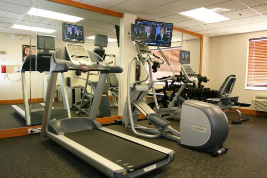 Columbus, NE: Fitness Center