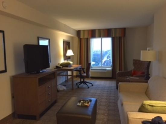 Homewood Suites by Hilton Atlanta Midtown: Sitting area
