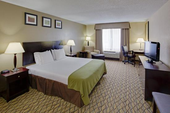 Ranson, Virginia Occidental: King Bed Guest Room