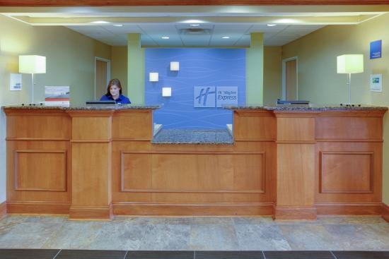 Ranson, Virginia Occidental: Front Desk