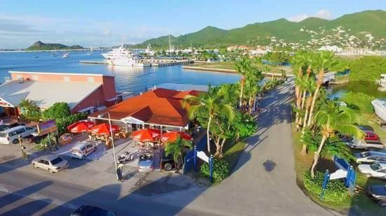 The Harbor SXM