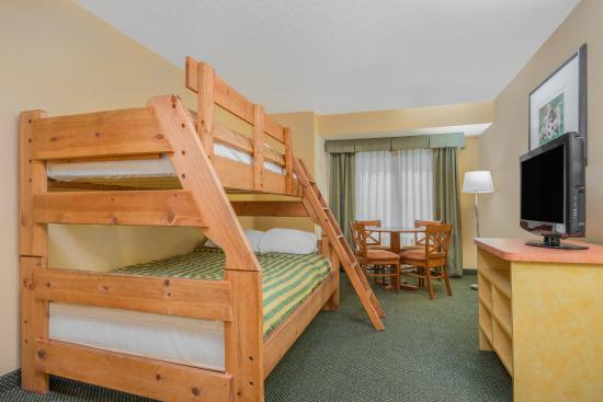 Elk River, MN: Kid's Suite