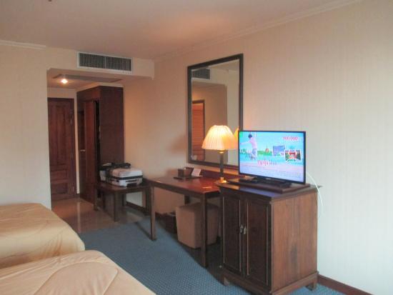 Sri U-Thong Grand Hotel: ห้องพักสะอาดครับ