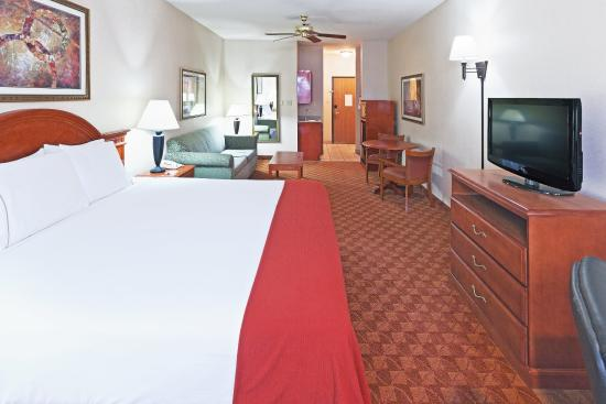 Holiday Inn Express Abilene: Suite