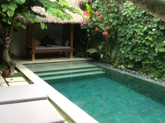Villa Bali Asri: Our  private pool