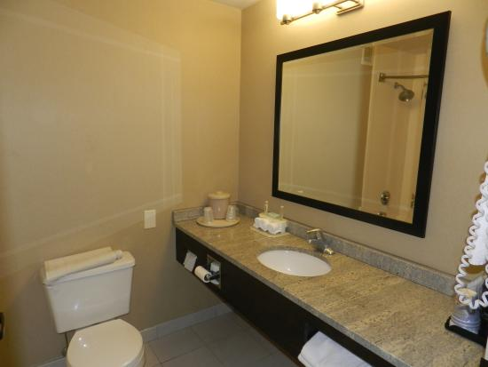 Anderson, Carolina del Sur: Bathroom Amenities