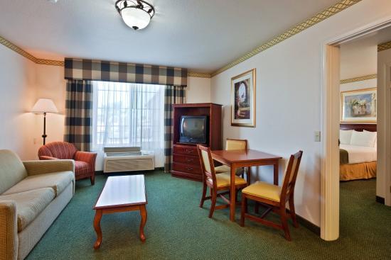 แคเล็กซิโก, แคลิฟอร์เนีย: Balcony Deluxe Suite Room