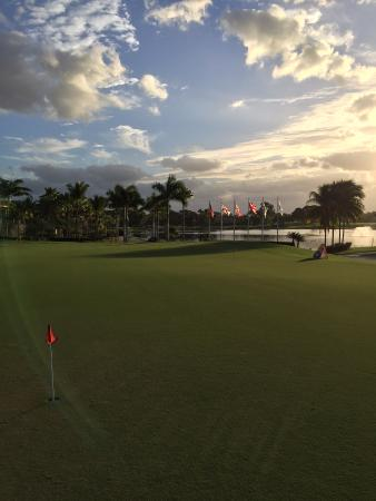 PGA National Resort and Spa: Putting Green