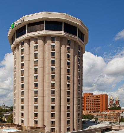 Holiday Inn - Mobile Downtown/Historic District: Hotel Exterior