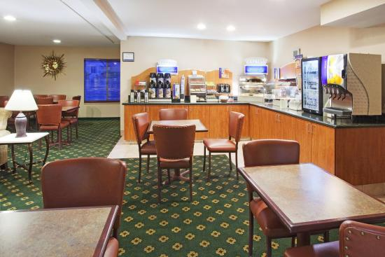 La Junta, Колорадо: Breakfast Area