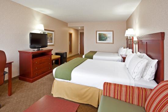 วิลมิงตัน, โอไฮโอ: Two Queen Bed Suite