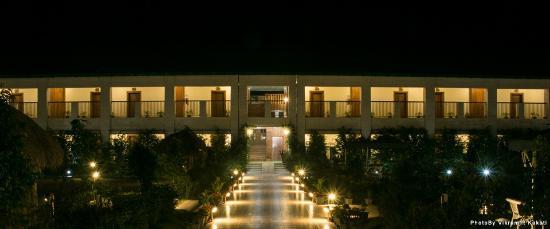 Resort Borgos : The wild Haven