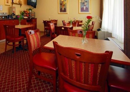 Quality Inn Airport: Restaurant