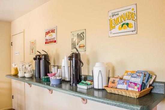 เทเลอร์, อาริโซน่า: Breakfast Area