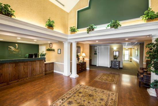 Greeneville, TN: Lobby