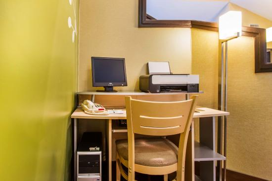 Sleep Inn Airport : Business Center
