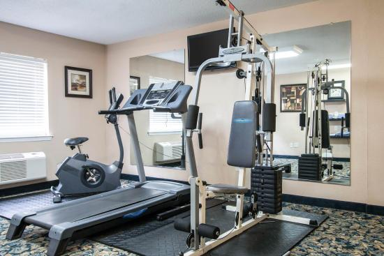 Suburban Extended Stay Hilton Head: Fitness center