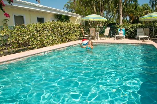 Haleys Motel and Resort: Heated Pool