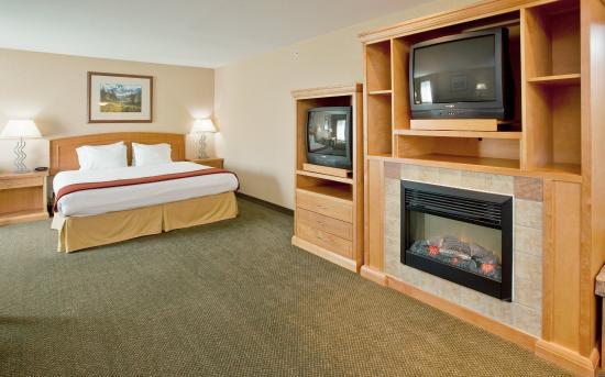 Vernon, Kanada: Spacious Presidential Suite