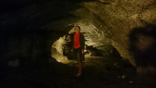 Akhshtyrskaya Cave
