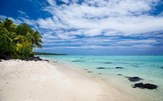 Pacific Resort Aitutaki : Beach Lagoon