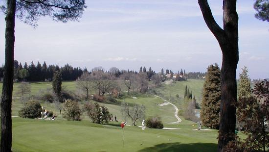 Candeli, Italien: The Ugolino Golf Club