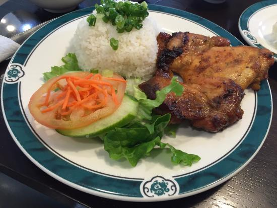 Santee, CA: Chicken and Rice