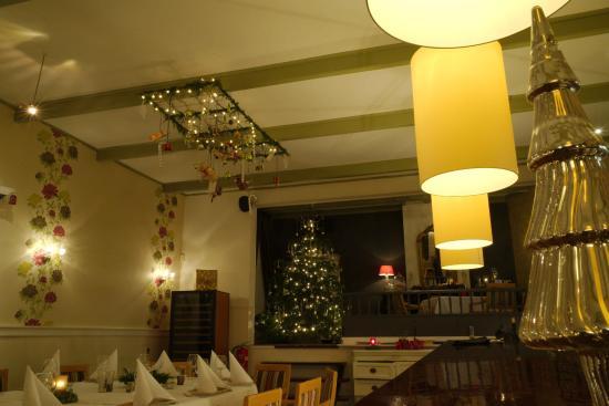 Weidum, Nederländerna: Kerstsfeer