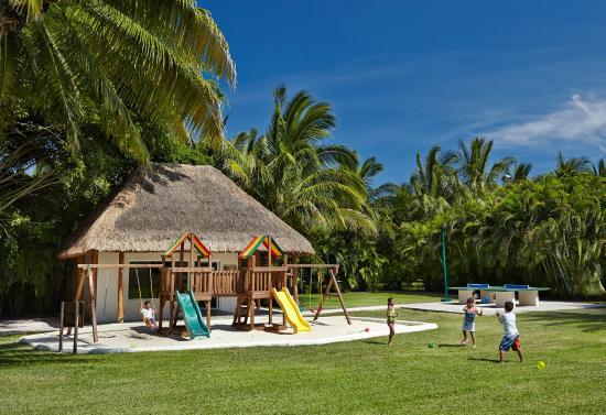 Presidente Inter-Continental Cozumel Resort & Spa: Chiqui Club Children's Recreation