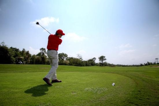 Presidente Inter-Continental Cozumel Resort & Spa: Golf Course