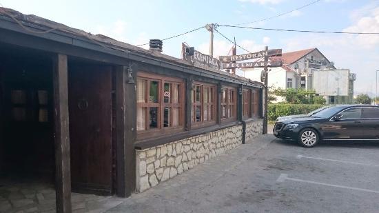 Mahala, Montenegro: вход