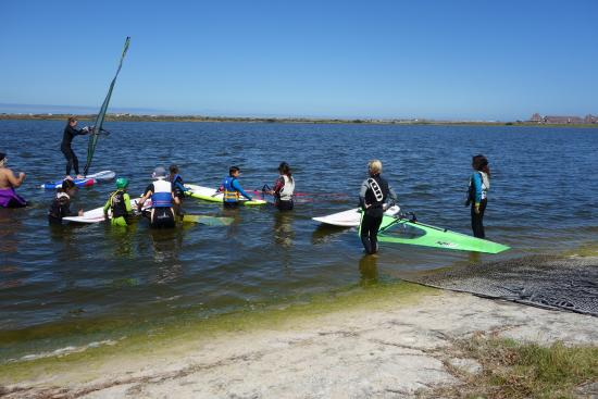 Learn 2 Windsurf - Windsurfing in Cape Town