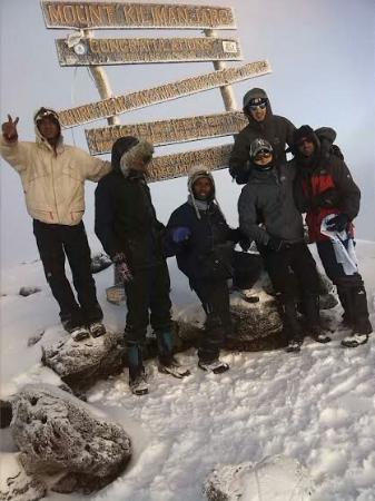 The Arusha Hotel: Trek mountain Kilimanjaro prices. Machame route Trek 7days. USD 1,300 per person. Lemosho route