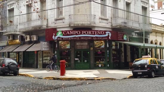 Campo Porteno