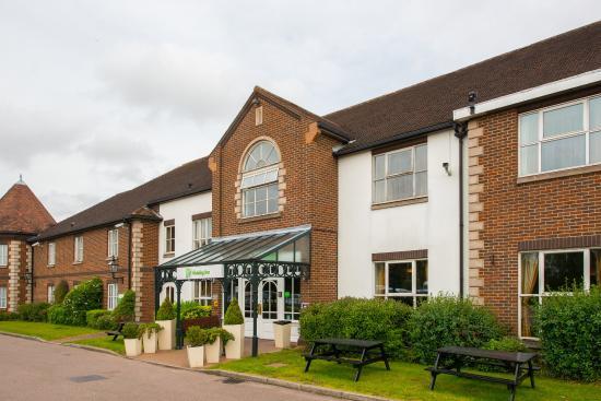 Holiday Inn Ipswich-Orwell: Hotel Exterior