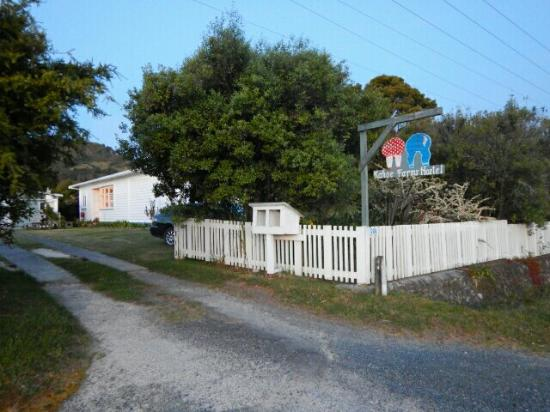 Kaeo, New Zealand: Kahoe Farms Hostel