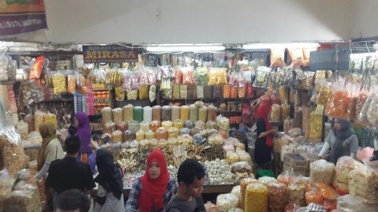 Pasar perdagangan