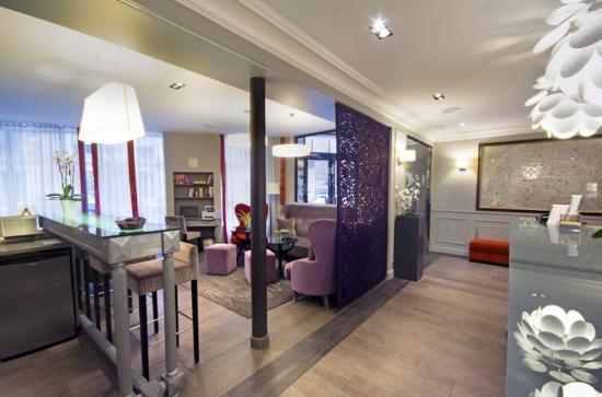 Hotel Harvey : Lobby