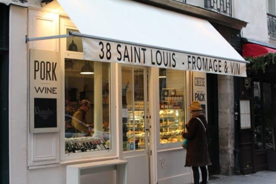 Fromager 38 Saint-Louis