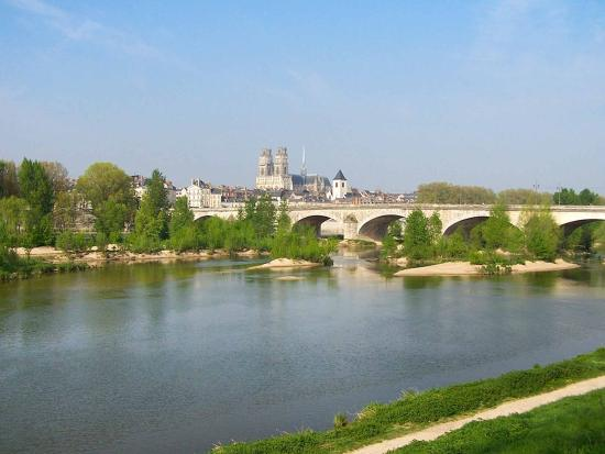 Saint-Jean-de-Braye, Fransa: Exterior