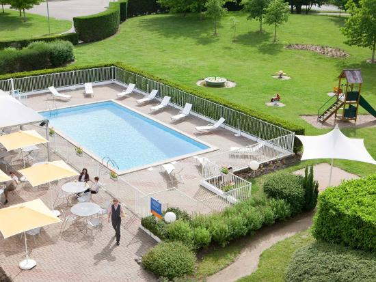 Saint-Jean-de-Braye, Francia: Guest Room