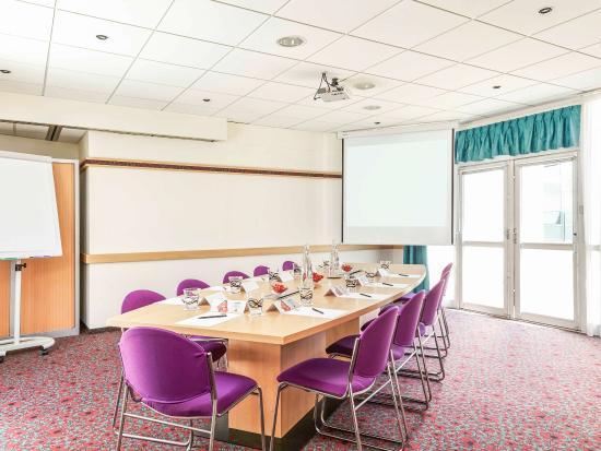 Luce, Fransa: Meeting Room