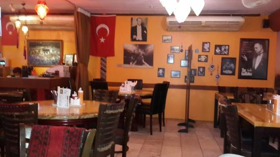 Istanbul restaurant Cafe, Turkish Delight: Ооочень вкусно