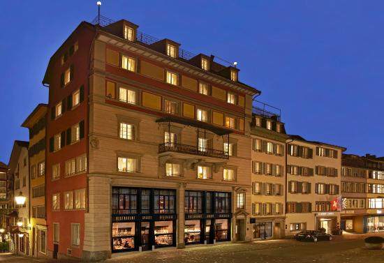 Photo of Widder Hotel Zürich