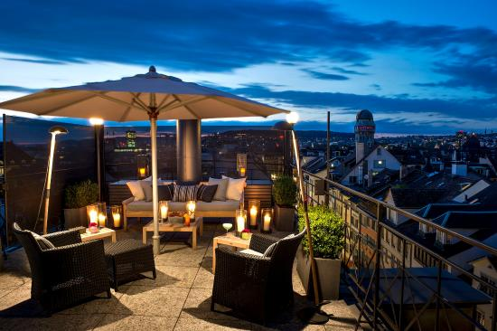 Widder hotel updated 2017 reviews price comparison and for Terrace zurich